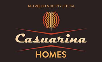 Casuarina Homes Logo