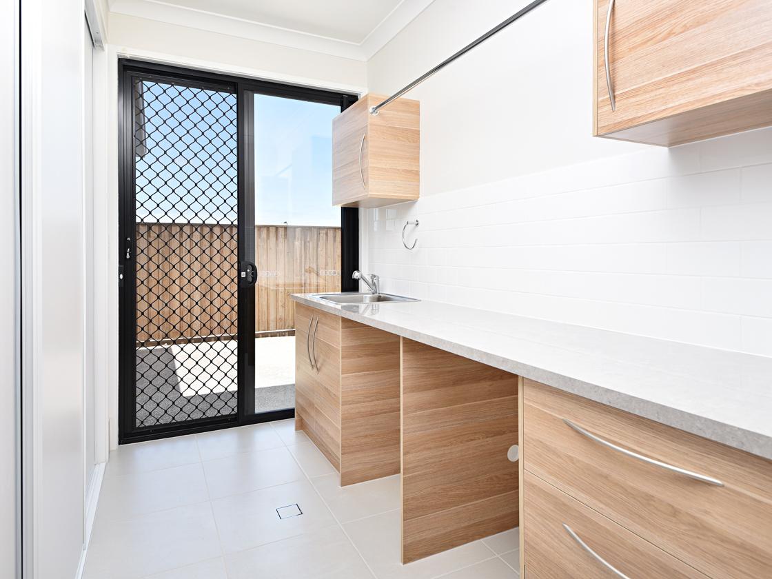 Casuarina Homes - Mango Hill Home - Laundry